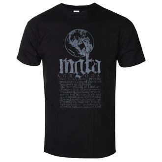 t-shirt metal uomo Mgła - Groza - MASSACRE RECORDS, MASSACRE RECORDS, Mgła