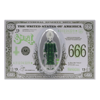Action Figure Ghost - Papa Emeritus 3rd - Mummy Dust, NNM, Ghost