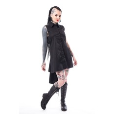 Vestito Donna Heartless - AINO - NERO, HEARTLESS