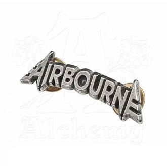 targhetta Airbourne - ALCHEMY GOTHIC, ALCHEMY GOTHIC, Airbourne