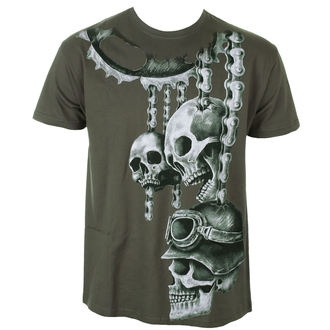 t-shirt uomo - Viking After the battle - ALISTAR