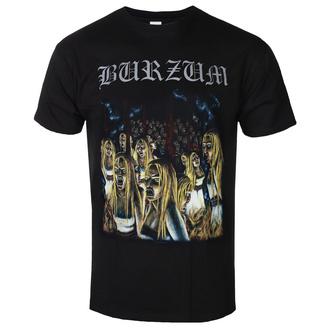 t-shirt metal uomo Burzum - BURNING WITCHES - PLASTIC HEAD, PLASTIC HEAD, Burzum