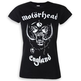 t-shirt metal donna Motörhead - England - ROCK OFF, ROCK OFF, Motörhead