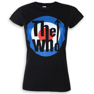 t-shirt metal donna Who - Target Classic - ROCK OFF, ROCK OFF, Who