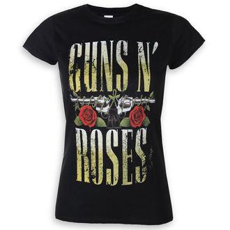 t-shirt metal donna Guns N' Roses - Big Guns - ROCK OFF, ROCK OFF, Guns N' Roses