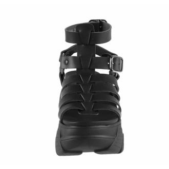 Sandali da donna ALTERCORE - Pompei Vegan - Nero, ALTERCORE