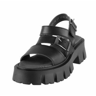Sandali da donna ALTERCORE - Susie Vegan - Nero, ALTERCORE