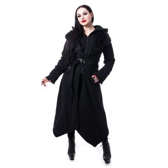 Cappotto da donna POIZEN INDUSTRIES - AMBELIN - NERO, POIZEN INDUSTRIES