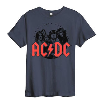 t-shirt metal donna AC-DC - Black Ice - ROCK OFF