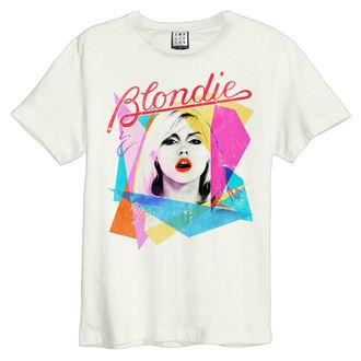 t-shirt metal uomo Blondie - AHOY 80`S - AMPLIFIED, AMPLIFIED, Blondie