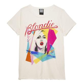t-shirt metal donna Blondie - Ahoy 80s - AMPLIFIED, AMPLIFIED, Blondie