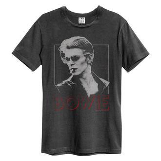 t-shirt metal uomo David Bowie - 80S ERA - AMPLIFIED, AMPLIFIED, David Bowie