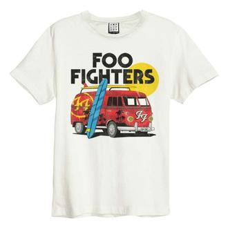 t-shirt metal uomo Foo Fighters - CAMPER VAN - AMPLIFIED, AMPLIFIED, Foo Fighters