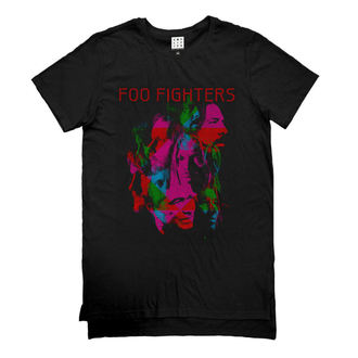 t-shirt metal uomo donna Foo Fighters - FOO FIGTHERS - AMPLIFIED, AMPLIFIED, Foo Fighters