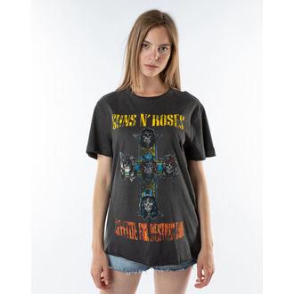 t-shirt metal uomo Guns N' Roses - APPETITE FOR DESTRUCTION - AMPLIFIED, AMPLIFIED, Guns N' Roses