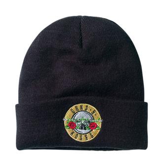 Beanie Guns N' Roses - Bullet Logo - Nero - AMPLIFIED, AMPLIFIED, Guns N' Roses