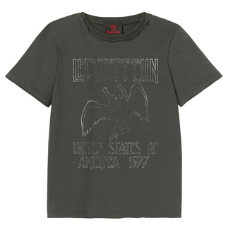 t-shirt metal bambino Led Zeppelin - US 77 Tour - AMPLIFIED, AMPLIFIED, Led Zeppelin