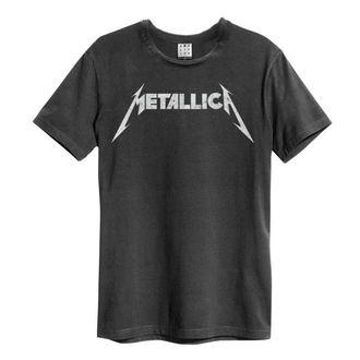 t-shirt metal uomo Metallica - LOGO - AMPLIFIED