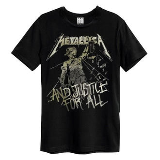 t-shirt metal uomo Metallica - And Justice For All - AMPLIFIED, AMPLIFIED, Metallica