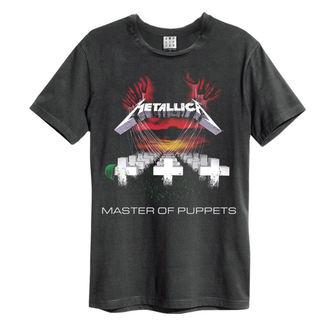 t-shirt metal uomo Metallica - - AMPLIFIED, AMPLIFIED, Metallica
