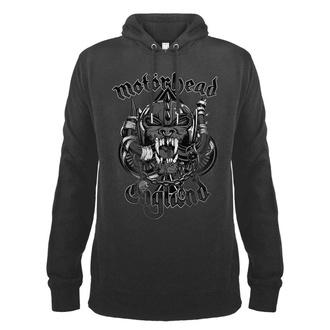 felpa con capuccio uomo Motörhead - Snaggletooth - AMPLIFIED, AMPLIFIED, Motörhead