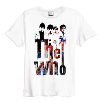 t-shirt metal uomo Who - WHT - AMPLIFIED, AMPLIFIED, Who