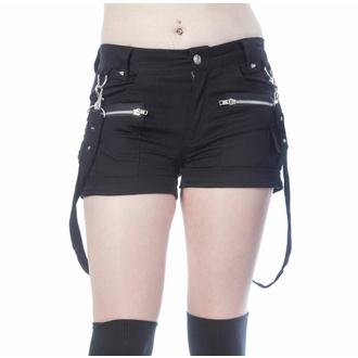 Pantaloncini da donna VIXXSIN - ANALIA - NERO, VIXXSIN