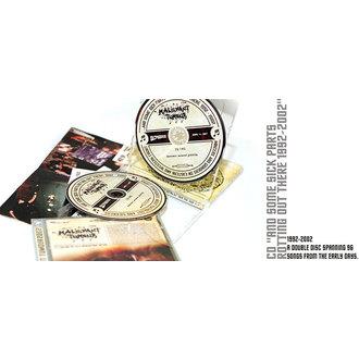 CD doppio Malignant Tumour, Malignant Tumour