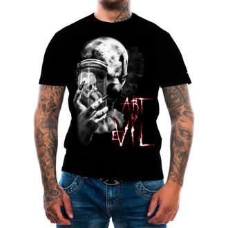 t-shirt uomo - Andrey Skull 2 - ART BY EVIL, ART BY EVIL