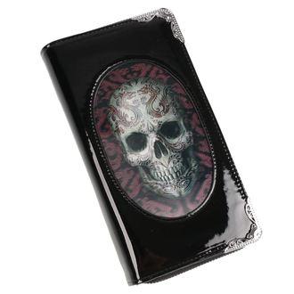 Portafoglio ANNE STOKES - Oriental Skull - Nero, ANNE STOKES