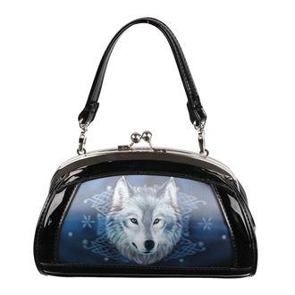 borsetta (borsa) ANNE STOKES - Wolf Spirit - Nero, ANNE STOKES