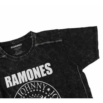 Maglietta da uomo Ramones - Presidential Morel Snow Wash - ROCK OFF, ROCK OFF, Ramones