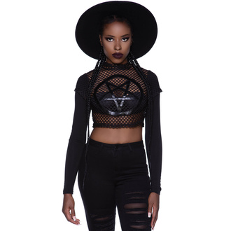 Maglia da donna (crop top) KILLSTAR - Apostasy Crop, KILLSTAR