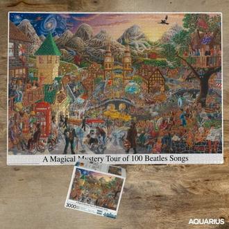 Puzzle Beatles - Dark Side Of The Moon, NNM, Beatles
