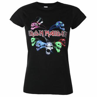 Maglietta da donna Iron Maiden - LOTB Live Album Skulls - ROCK OFF, ROCK OFF, Iron Maiden