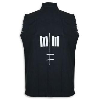 gilet Marilyn Manson - Cross Logo - RAZAMATAZ, RAZAMATAZ, Marilyn Manson