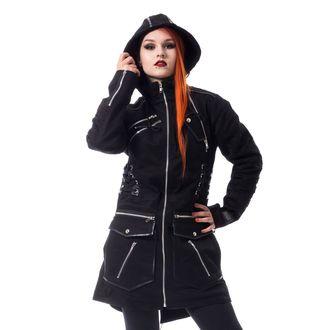 Da donna cappotto Vixxsin - ARCH PARKA - NERO, VIXXSIN