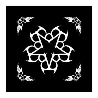 fazzoletto BLACK VEIL BRIDES - LOGO - RAZAMATAZ, RAZAMATAZ, Black Veil Brides