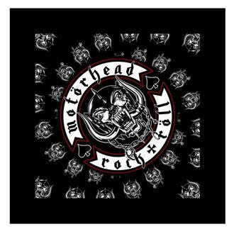 fazzoletto MOTORHEAD - BIKER - RAZAMATAZ, RAZAMATAZ, Motörhead