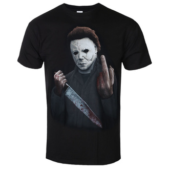 t-shirt film uomo Halloween - MIDDLE FINGER - PLASTIC HEAD, PLASTIC HEAD, Halloween