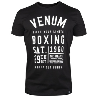 t-shirt street uomo - Knock Out - VENUM, VENUM