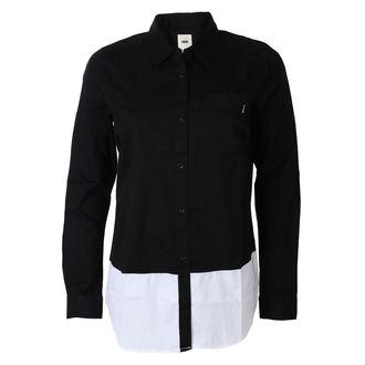 Camicia Da donna VANS - SKATE STACK - Nero, VANS