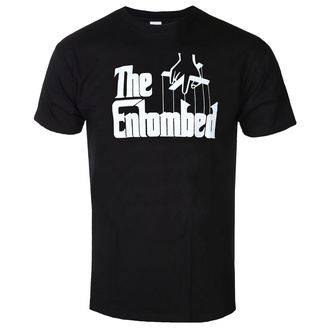 t-shirt metal uomo Entombed - GODFATHER - PLASTIC HEAD, PLASTIC HEAD, Entombed