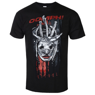 t-shirt metal uomo Oomph! - Mask - NAPALM RECORDS, NAPALM RECORDS, Oomph!