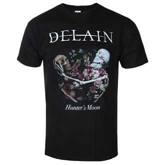 t-shirt metal uomo Delain - Hunter´s Moon - NAPALM RECORDS, NAPALM RECORDS, Delain