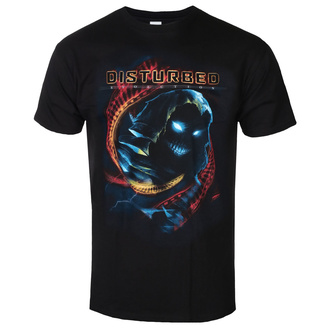 t-shirt metal uomo Disturbed - DNA SWIRL - PLASTIC HEAD, PLASTIC HEAD, Disturbed