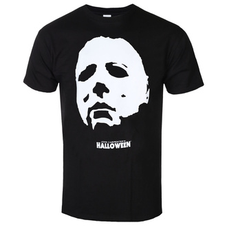 t-shirt film uomo Halloween - MICHAEL FACE - PLASTIC HEAD, PLASTIC HEAD, Halloween
