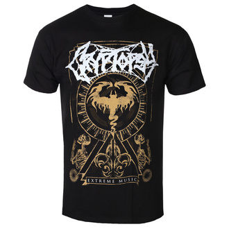 t-shirt metal uomo Cryptopsy - EXTREME MUSIC - PLASTIC HEAD, PLASTIC HEAD, Cryptopsy