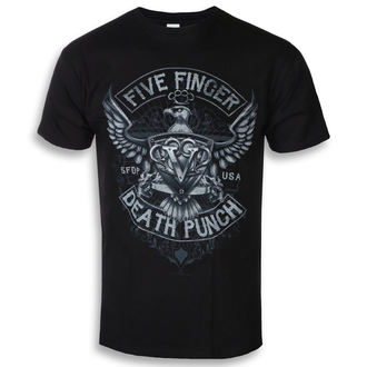 t-shirt metal uomo Five Finger Death Punch - Howe Eagle - ROCK OFF, ROCK OFF, Five Finger Death Punch