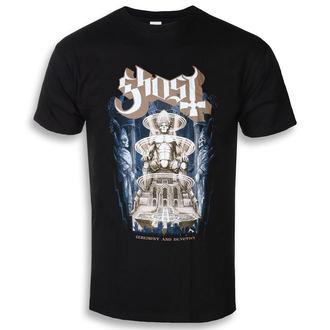 t-shirt metal uomo Ghost - Ceremony & Devotion - ROCK OFF, ROCK OFF, Ghost
